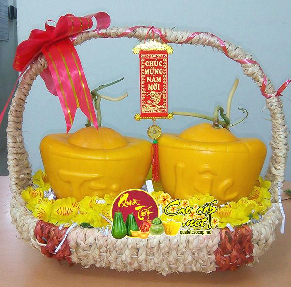Nơi bán dưa hấu thỏi vàng ở Sài Gòn